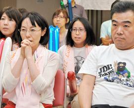 鶴見選手の安定演技光る 家族ら健闘たたえる 五輪・女子体操団体総合決勝