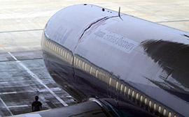成田の全日空機損傷 横風で不安定な着陸 運輸安全委が報告書