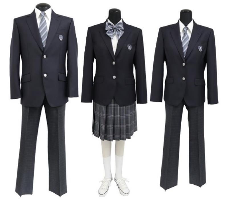 高校 森 流山 の 制服 おおたか 千葉県立流山おおたかの森高等学校