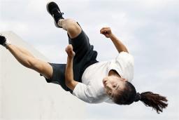 日本 選手権 パルクール
