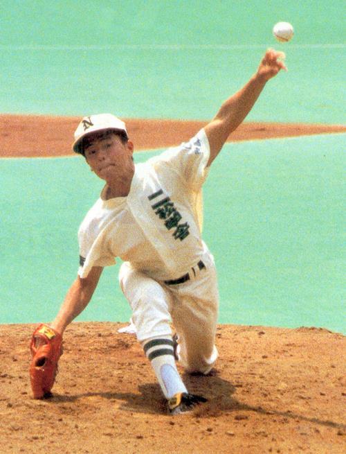 学舎 野球 高校 松 部 二