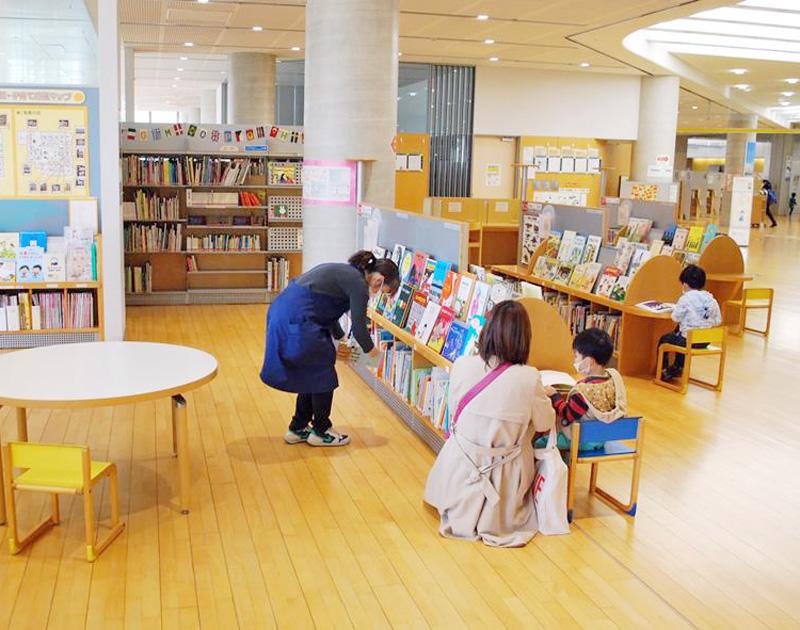 中央 区 図書館