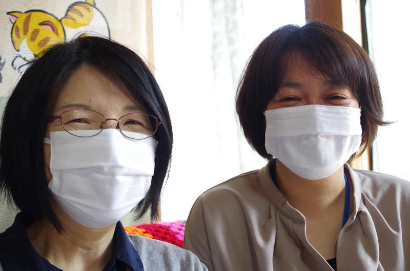何 重ね マスク さらし 枚