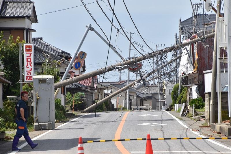 四街道 市 停電